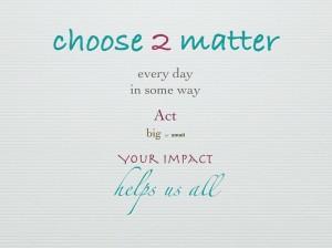 choose2matterplain