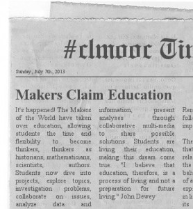 newspaperclmooc