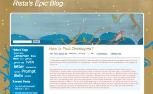 writingristablog