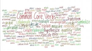 Common Core Cognitive Verbs