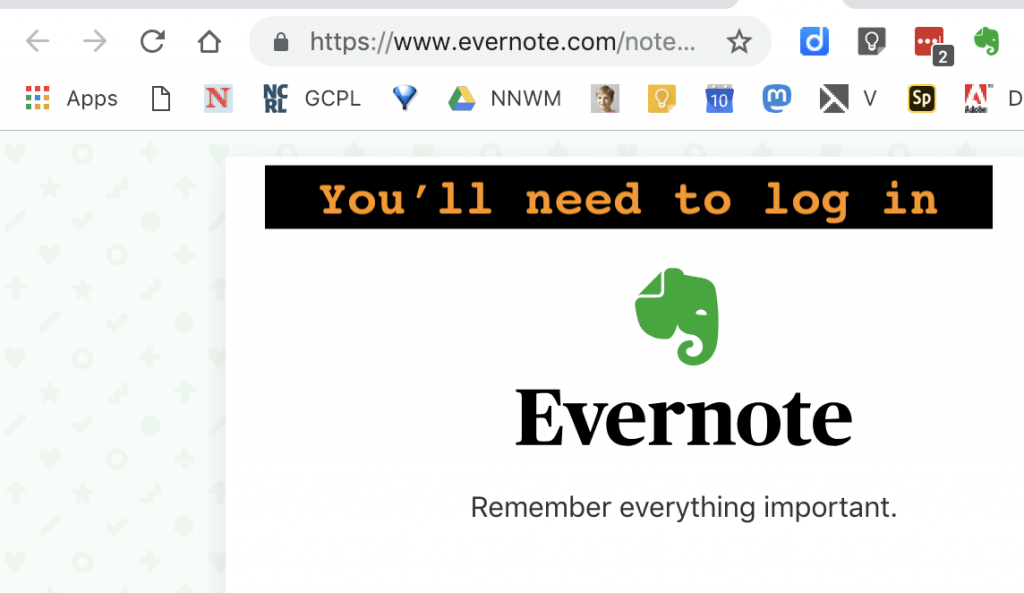Curation Part 4 Evernote | What Else